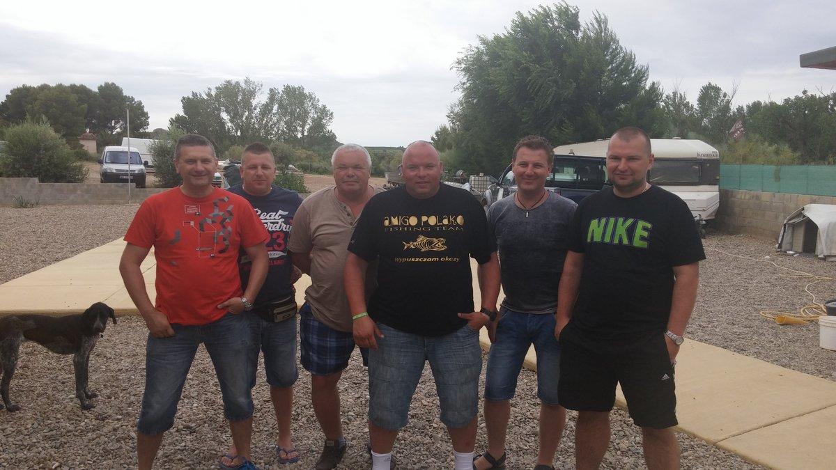 Ekipa Wędkarskiego Poligonu